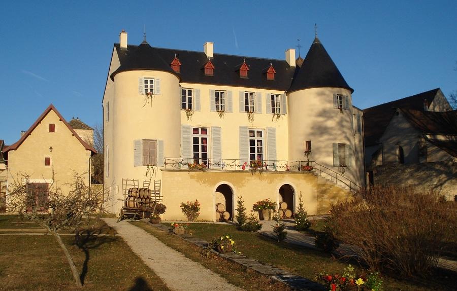 Chateau de Saint Romain