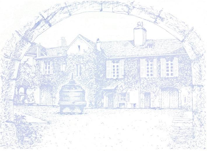 Domaine Coste Caumartin Pommard Années 1000 à 1400