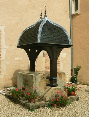 puits du domaine Coste Caumartin Pommard