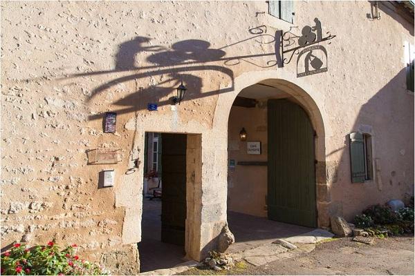 Entree du Domaine Coste Caumartin 2 rue du parc 21630 Pommard