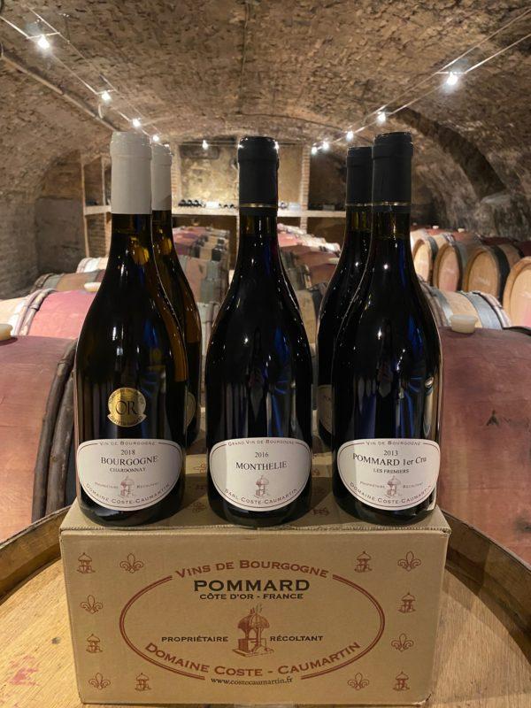 Vente de vin de bourgogne